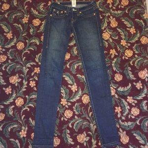 True Religion Skinny Stretch Jeans